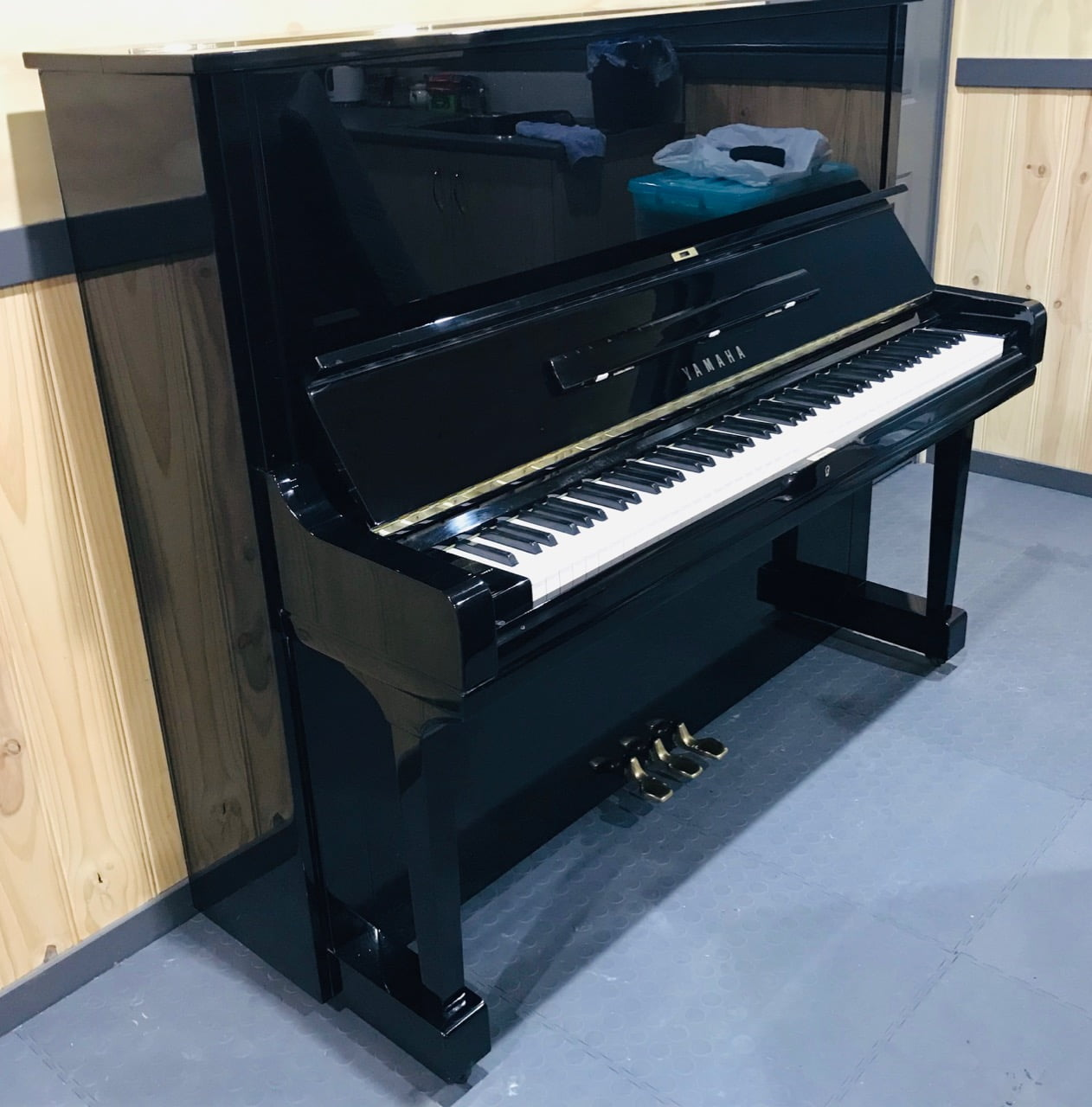 Professional Yamaha Upright U3H for sale