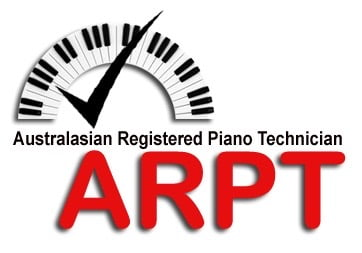 certification as a registered piano technician