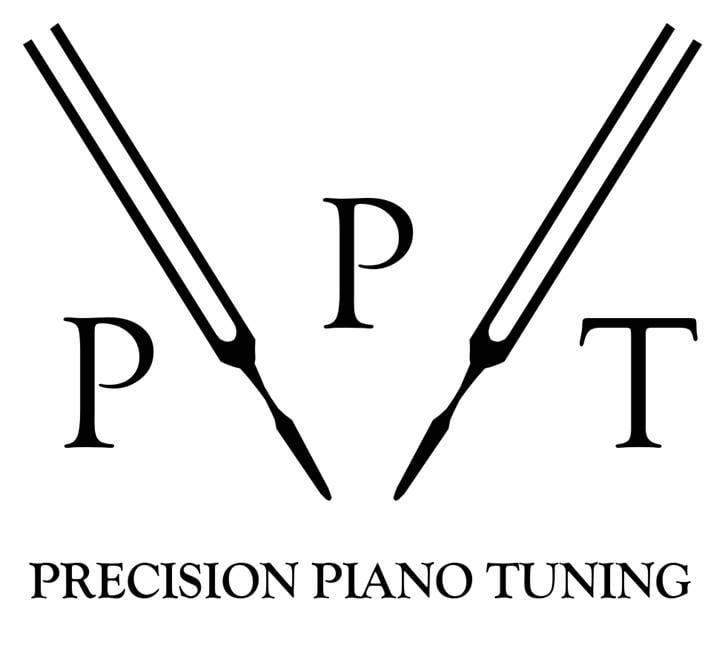 Logo for Precision Piano Tuning
